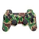 abordables Accesorios para PS3-Sin Cable Controladores de juego Para Sony PS3 ,  Bluetooth Portátil Controladores de juego ABS 1 pcs unidad