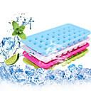 hesapli Fırın Araçları ve Gereçleri-Bakeware araçları Plastik Yaratıcı Buz Dörtgen Pasta Kalıpları 1pc