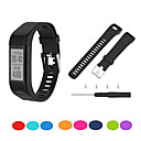 cheap Watch Bands for Garmin-Watch Band for Vivosmart HR+(Plus) Garmin Sport Band Silicone Wrist Strap