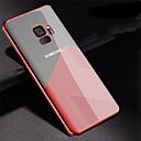 preiswerte Galaxy S Serie Hüllen / Cover-Hülle Für Samsung Galaxy S9 Plus / S9 Beschichtung / Ultra dünn / Transparent Rückseite Linien / Wellen Weich TPU für S9 / S9 Plus