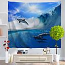 preiswerte LED-Zubehör-Urlaub Wand-Dekor Polyester Klassisch Wandkunst, Wandteppiche Dekoration