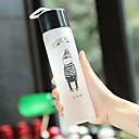 preiswerte Körperschmuck-Trinkgefäße Hohes Boronglas Glas / Becher Tragbar / Wärmeisoliert 1pcs