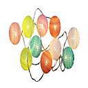 preiswerte Headsets und Kopfhörer-1.5 Leuchtgirlanden 10 LEDs Warmes Weiß Dekorativ AA-Batterien angetrieben 1pc