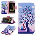 cheap Dog Clothing & Accessories-Case For Samsung Galaxy J7 (2017) / J2 PRO 2018 Wallet / Card Holder / with Stand Full Body Cases Owl / Tree Hard PU Leather for J7 (2017) / J5 (2017) / J5 (2016)