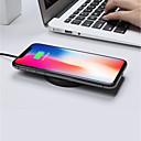 ieftine Lumini Nocturne LED-nillkin mini încărcător fără fir rapid pentru iphone xs iphone xr xsmax iphone 8 samsung s9 plus s8 notă 9 sau încorporat qi receptor inteligent telefon