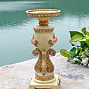 cheap Candles & Candleholders-European Style Candle Holders Candlestick 1pc, Candle / Candle Holder