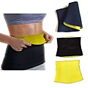 cheap Fitness Accessories-Body Shaper / Sweat Waist Trimmer / Sauna Belt With 1 pcs Neoprene Stretchy, No Zipper Slimming, Weight Loss, Tummy Fat Burner For Yoga / Exercise & Fitness / Gym