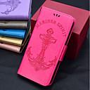 baratos Cabos & Adaptadores para Celular-Capinha Para Sony Xperia XZ1 / Xperia XZ2 Carteira / Porta-Cartão / Flip Capa Proteção Completa Sólido / Palavra / Frase / Mulher Sensual Rígida PU Leather para Xperia XZ2 / Xperia XA2 / Sony Xperia