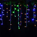 hesapli Sensörler-4m Dizili Işıklar 96 LED'ler Dip Led Sıcak Beyaz / Serin Beyaz / Kırmızı Dekorotif / Bağlanabilir 220-240 V 1pc