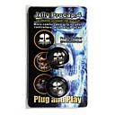 abordables Accessoires PS4-Contrôleur de Jeu Thumb Stick Grips Pour Sony PS3 / Xbox 360 / Xbox One ,  Contrôleur de Jeu Thumb Stick Grips Silicone 2 pcs unité