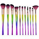 hesapli Makyaj ve Tırnak Bakımı-11pcs Makyaj fırçaları Profesyonel Fırça Setleri Çevre-dostu / Yumuşak Plastik