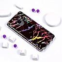 お買い得  Galaxy S シリーズ ケース/カバー-ケース 用途 Samsung Galaxy S9 Plus / S9 メッキ仕上げ / IMD / パターン バックカバー マーブル ソフト TPU のために S9 / S9 Plus / S8 Plus