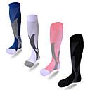 hesapli Kadın Saatleri-Unisex Sıkıştırma Çorap Hava Alan Naylon