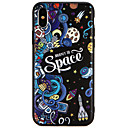 cheap iPhone Cases-Case For Apple iPhone X / iPhone 8 Ultra-thin Back Cover Word / Phrase Soft TPU for iPhone X / iPhone 8 Plus / iPhone 8