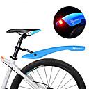 رخيصةأون الملابس الداخلية وقاعدة الطبقات-الدراجة حواجز دراجة جبلية قابل للتعديل / أضواء LED / قابل للسحب البلاستيك - 2 pcs أحمر / أخضر / أزرق