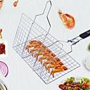 hesapli Meyve ve Sebze Araçları-Mutfak aletleri Metal Araçlar / kullanışlı Kavrama / Yaratıcı Mutfak Gadget Aletler / DIY Aletler Pişirme Kaplar İçin / Mutfak Yenilik Araçları 1pc