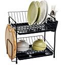 Недорогие Всё для хранения на кухне-Кухонная организация Полки и держатели Металл Прост в применении 1шт