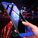 hesapli Galaxy A Serisi Kılıfları / Kapaklar-Pouzdro Uyumluluk Samsung Galaxy A8 2018 / A6 (2018) Buzlu Arka Kapak Solid Sert PC için A6 (2018) / A8 2018 / A8+ 2018