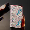 economico Accessori PS4-Custodia Per Samsung Galaxy J7 Duo A portafoglio / Porta-carte di credito / Con chiusura magnetica Integrale Unicorno Resistente pelle sintetica per J8 / J7 Duo / J2 PRO 2018