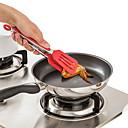 preiswerte Reinigungsartikel-1pc Küchengeräte Nylon Multi-Funktional / Praktische Grip / Beste Qualität Tong Für Kochutensilien