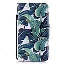 저렴한 아이폰 케이스-케이스 제품 Apple iPhone 6 / iPhone 6s 지갑 / 카드 홀더 / 플립 전체 바디 케이스 나무 하드 PU 가죽 용 iPhone 6s / iPhone 6