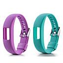 voordelige Haarsieraden-Horlogeband voor Vivofit 4 Garmin Sportband Silicone Polsband