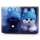 cheap Bathroom Gadgets-MacBook Case Cat Plastic for New MacBook Pro 15-inch / New MacBook Pro 13-inch / Macbook Pro 15-inch