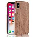 hesapli iPhone Kılıfları-Pouzdro Uyumluluk Apple iPhone X / iPhone 8 Temalı Arka Kapak Ağaç Damarları Sert PC için iPhone X / iPhone 8 Plus / iPhone 8