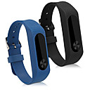 levne Shlédnout pásy pro Xiaomi-Watch kapela pro Mi Band 2 Xiaomi Sportovní značka Silikon Poutko na zápěstí