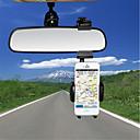 preiswerte LED Autobirnen-Auto Ständerhalter montieren Front Windschutzscheibe Gürtelschnalle ABS Halter