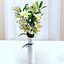 preiswerte Künstliche Blumen-Künstliche Blumen 1 Ast Klassisch Stilvoll Lilien Tisch-Blumen
