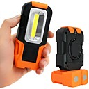 cheap Flashlights-LED Light Lanterns & Tent Lights LED LED Emitters 200 lm Portable Adjustable Camping / Hiking / Caving Everyday Use Cold White Light Source Color Orange