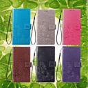 رخيصةأون Sony أغطية / كفرات-غطاء من أجل Sony Xperia XZ2 / Xperia XA2 / Xperia L2 محفظة / حامل البطاقات / مع حامل غطاء كامل للجسم ماندالا نمط / فراشة قاسي جلد PU