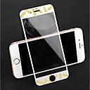 Недорогие Защитные пленки для iPhone 6s / 6-AppleScreen ProtectoriPhone 8 Pluss Узор Защитная пленка для экрана 1 ед. Закаленное стекло