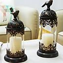 preiswerte Home Fragrances-Europäischer Stil Eisen Kerzenhalters Kandelaber 1pc, Kerze / Kerzenhalter