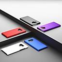 رخيصةأون إكسسوارات سامسونج-غطاء من أجل Samsung Galaxy Note 9 / Note 8 نحيف جداً / مثلج غطاء خلفي لون سادة قاسي الكمبيوتر الشخصي