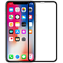 cheap iPhone X Screen Protectors-Nillkin Screen Protector for Apple iPhone X Tempered Glass 1 pc Full Body Screen Protector High Definition (HD) / 9H Hardness / Explosion Proof