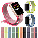 voordelige Apple Watch-bandjes-Horlogeband voor Apple Watch Series 4/3/2/1 Apple Sportband Nylon Polsband
