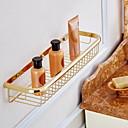 povoljno Gadgeti za kupaonicu-Kupaonska polica New Design Suvremena mesing 1pc Zidne slavine