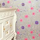 זול תכשיטים לשיער-וילונות מקלחת עכשווי / מודרני PVC עשוי במכונה עיצוב חדש / מגניב חדר אמבטיה