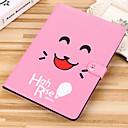 cheap iPad  Cases / Covers-Case For Apple iPad mini 4 / iPad Mini 3/2/1 Card Holder / with Stand / Flip Full Body Cases Cartoon Hard PU Leather for iPad Mini 3/2/1 / iPad Mini 4