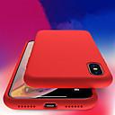 hesapli iPhone Kılıfları-Pouzdro Uyumluluk Apple iPhone XR / iPhone XS Max Şoka Dayanıklı / Şeffaf Arka Kapak Solid Yumuşak TPU için iPhone XS / iPhone XR / iPhone XS Max