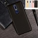 رخيصةأون Nokia أغطية / كفرات-غطاء من أجل نوكيا Nokia 9 / Nokia 8 / Nokia 7 نحيف جداً غطاء خلفي خطوط / أمواج ناعم TPU / Nokia 6