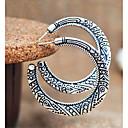 preiswerte Halsketten-Damen Retro Skulptur Ohrstecker Ohrring - Totem Serie Rustikal / Ländlich, Koreanisch, Modisch Gold / Silber Für Festtage Klub