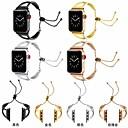 economico Agende e portapenne per la scrivania-Cinturino per orologio  per Apple Watch Series 4/3/2/1 Apple Cinturino sportivo / Chiusura classica Acciaio inossidabile Custodia con cinturino a strappo