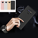 abordables Coques d'iPhone-Coque Pour Samsung Galaxy Note 9 / Note 8 Ultrafine Coque Lignes / Vagues Flexible TPU pour Note 9 / Note 8