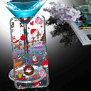 cheap Cases / Covers for Huawei-Case For Huawei P20 lite / P10 Lite Transparent / Pattern Back Cover Christmas Soft TPU for Huawei P20 / Huawei P20 Pro / Huawei P20 lite