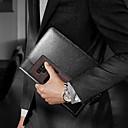 お買い得  iPhone 用ケース-BENTOBEN ケース 用途 Samsung Galaxy Note 9 カードホルダー / 超薄型 / Wireless Charging Receiver Case バックカバー ソリッド ハード PUレザー / TPU / PC のために Note 9