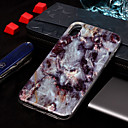 cheap iPhone Cases-Case For Apple iPhone XS / iPhone XS Max IMD / Pattern Back Cover Marble Soft TPU for iPhone XS / iPhone XR / iPhone XS Max