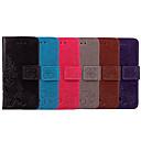 رخيصةأون أساور ساعات هواتف Xiaomi-غطاء من أجل Sony Z5 Mini حامل البطاقات / قلب غطاء كامل للجسم لون سادة / ماندالا نمط ناعم جلد PU